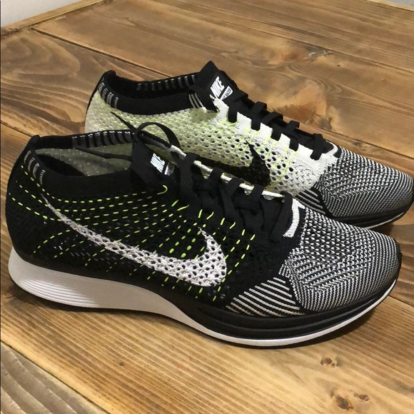 new product 5bd52 51baa Nike FlyKnit Racer Mens 6   7 or Women s 7.5   9